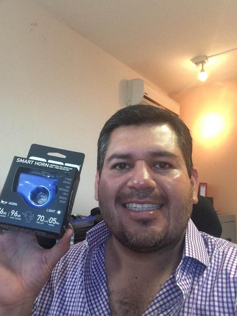 GAbriel Calderonain MEXICO